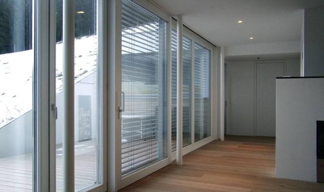 Wohnraum - Terrasse