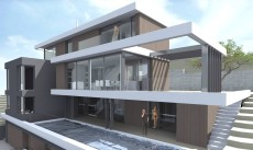 Erdgeschoss mit Terrasse