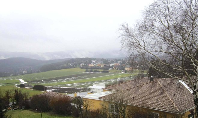 Blick Richtung Helenental